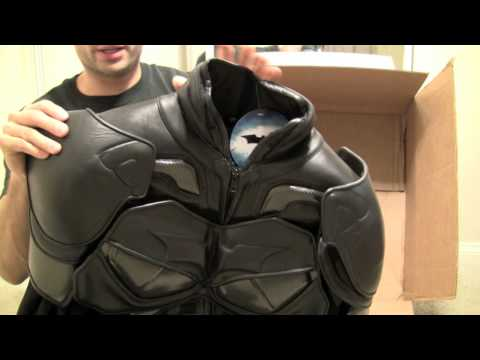 (#1of 4)UD Replicas Dark Knight Motorcycle suit review Part 1