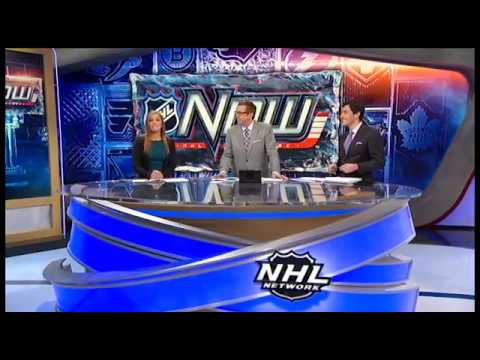 2016 Michelle McMahon NHL Network Reel