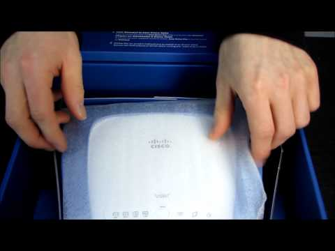 Valet by Cisco M10 Wireless N Router With Easy Setup Unboxing & First Look Linus Tech Tips