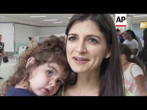 Passengers React to Increased TSA Scrutiny