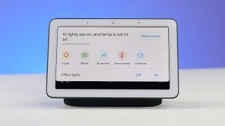 Google Home Hub Setup & Home View Walkthrough