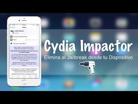 Cydia Impactor    iOS 8.4    Elimina el Jailbreak desde tu dispositivo sin PC    Tweak de Cydia