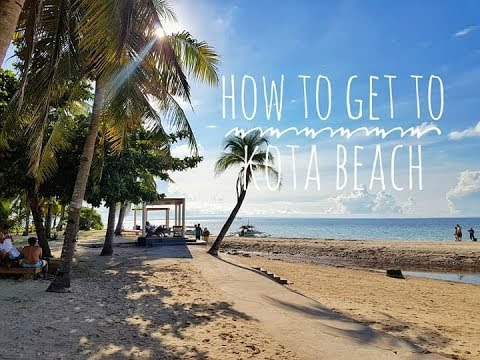 How to get to KOTA BEACH RESORT, Bantayan Island