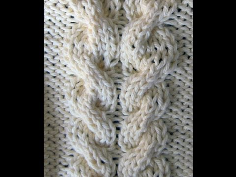 Knitting Cables - Introduction