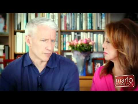Dealing With Suicide: Anderson Cooper - Mondays with Marlo