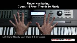Learn To Play Piano Instantly: #1 Beginning Training (Pro Shortcuts)
