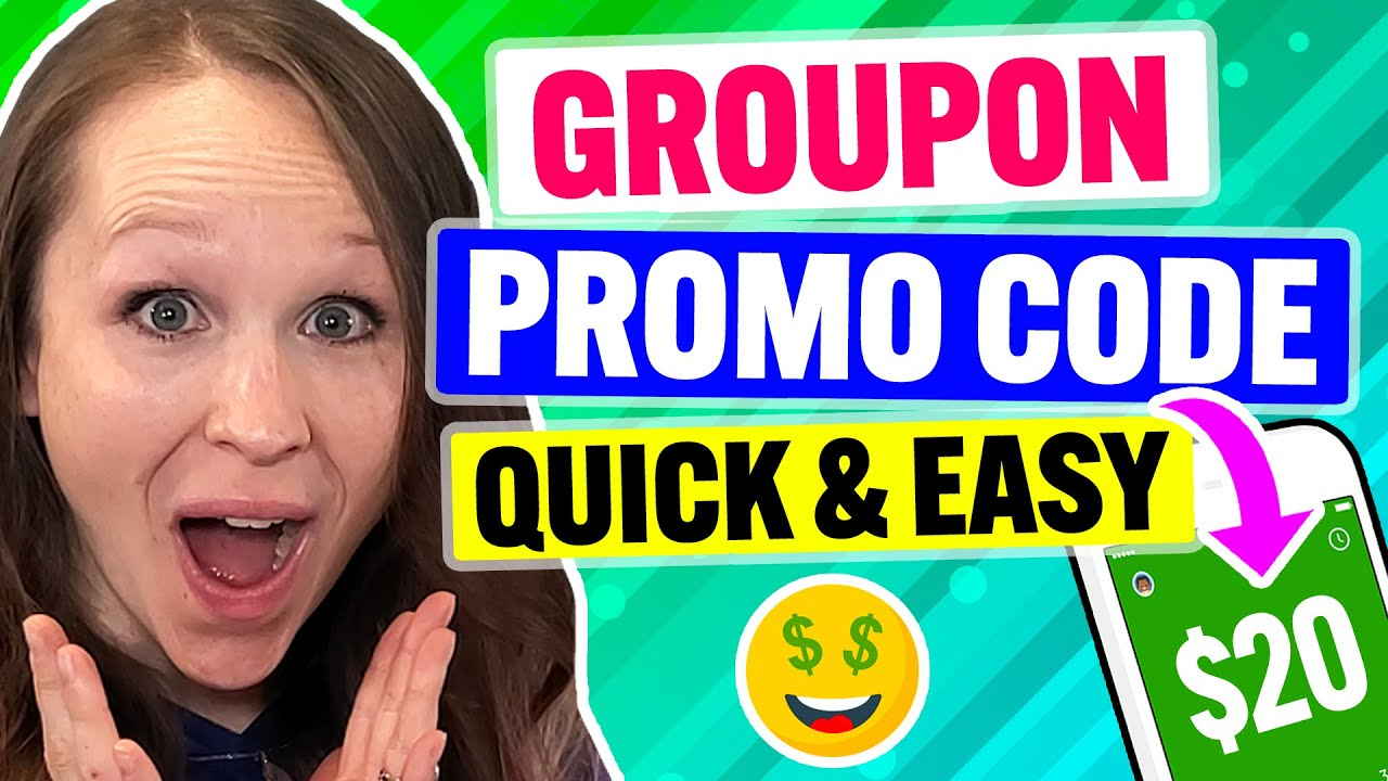 Groupon Promo Code & Coupon 2021: MAX Discounts For Any Deal (100% Works)