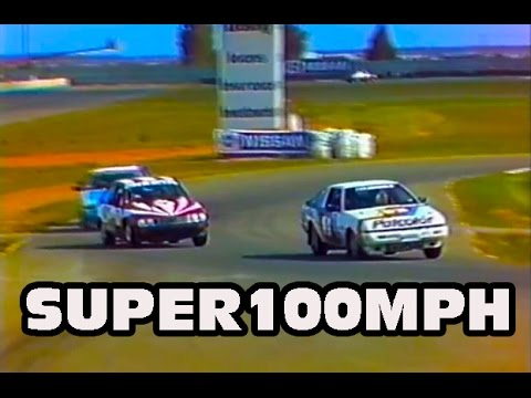 1984 Adelaide Race 1 Production Cars Super Series
