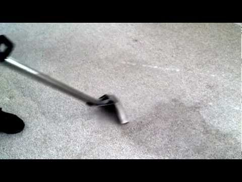 APL Carpet cleaning! Removing the foot traffic!