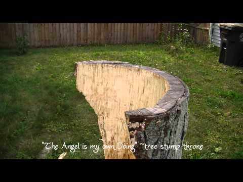 Tree stump thrones [1080p HD] 2014