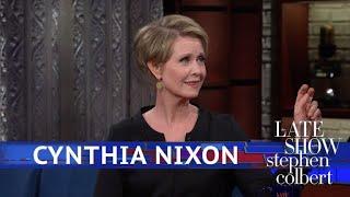 Cynthia Nixon Isn