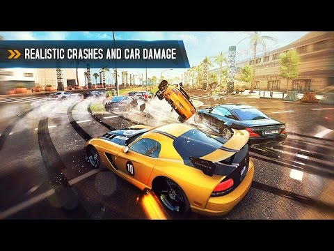 Asphalt 8  - The Great Wall Level -Gameplay