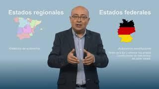 Definición Conceptual (II): Diferencias Entre El Estado Federal Y El Estado Autonómico O Regional