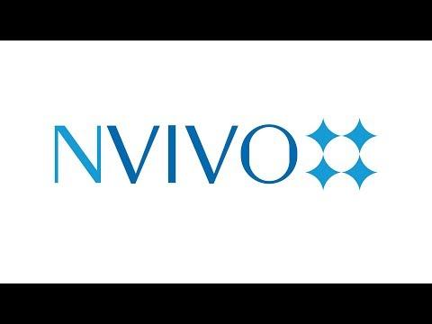 Analysis in NVivo 12 Mac