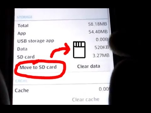 How to move Apps, Videos, Pictures to SD Card on Android Phones- no root