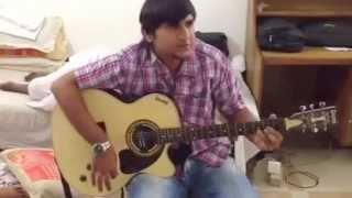 Paani da rang vekh key - Adil performing at Ghaffar Manzil