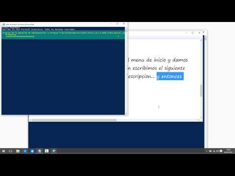 Como Repara Menu de Inicio, windows 10