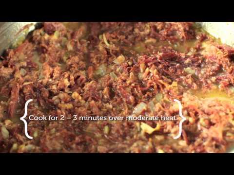 Purefoods Corned Beef Tomato and Basil Pasta