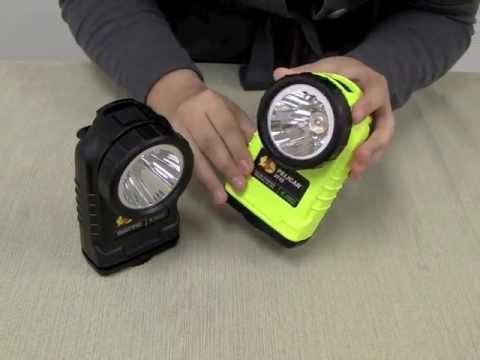 Pelican 3715 Right Angle LED Flashlight Demo