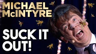 Suck It Out! | Michael McIntyre Stand Up Comedy