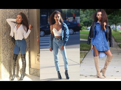 Fall Outfit Ideas and Trends 2016!