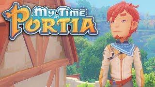 arlo my time at portia
