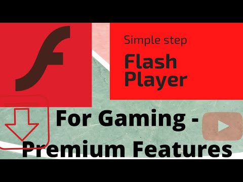 Flash Player Installation in Google Chrome