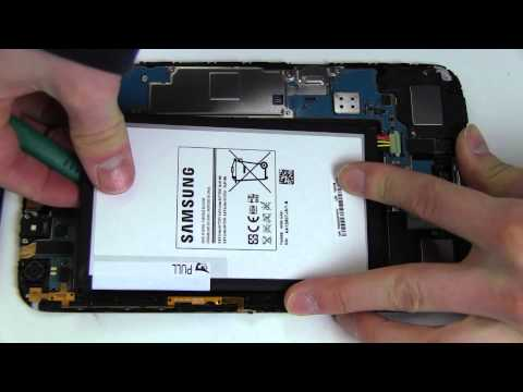 How to Replace Your Samsung Galaxy Tab 3 8.0 Battery