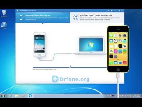 [iPhone 5C Messages Recovery]: Recover iPhone 5C Text Messages Directly Without iTunes Backup