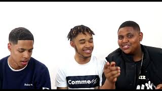 GUESS THE SONG CHALLENGE with AJ & DENO