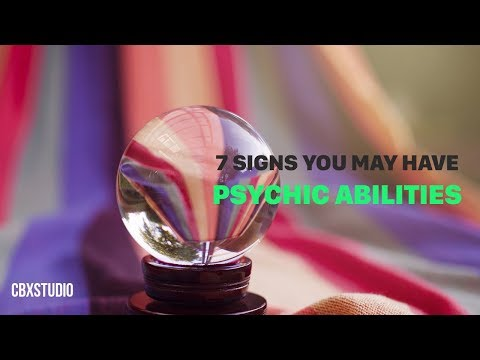 7 Signs You May Have Psychic Abilities