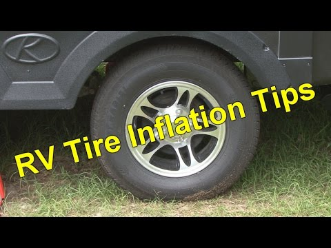 RV Tire Inflation Tips