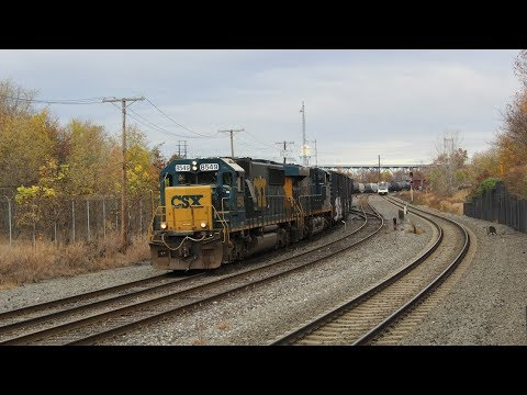 Standard Cabs & More - South Jersey Railfanning November
