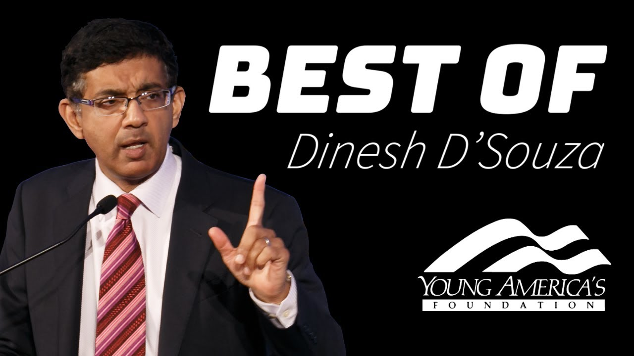 YAF SUPERCUT: Best of Dinesh D'Souza