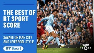 Savage: Man City can win league playing attacking football, but Liverpool can't!