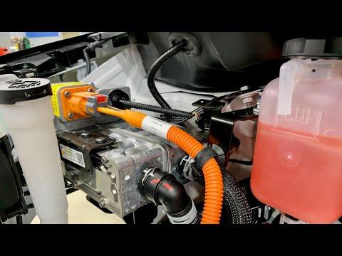 Chevrolet Bolt EV Coolant System Loops
