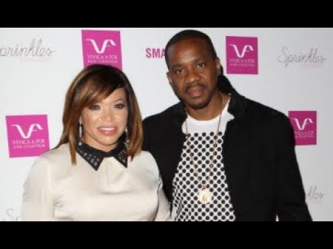 Tisha Campbell-Martin Is Seeking Spousal Support From Duane Martin In Divorce