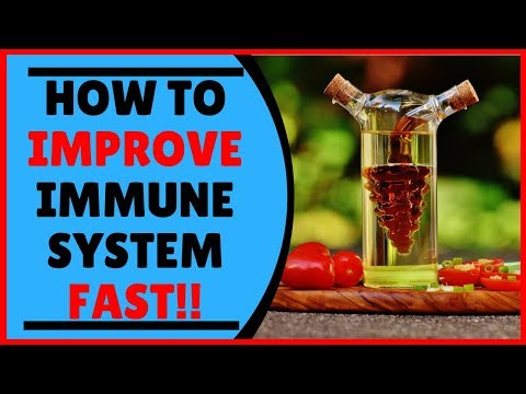 How To Improve Immune System FAST!!