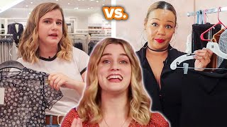 Twin Vs. Stylist: Girls' Night Out Edition