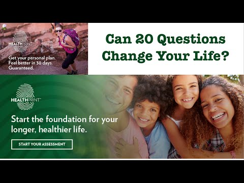 What Is The Shaklee Health Print? Can 20 Questions Change Your Life?