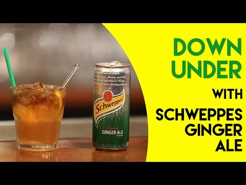 Down Under || Mix the Fizz || Schweppes