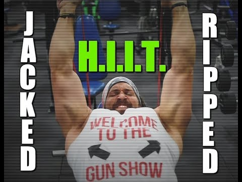 HIIT for Fat Loss [Upper Body Routine]