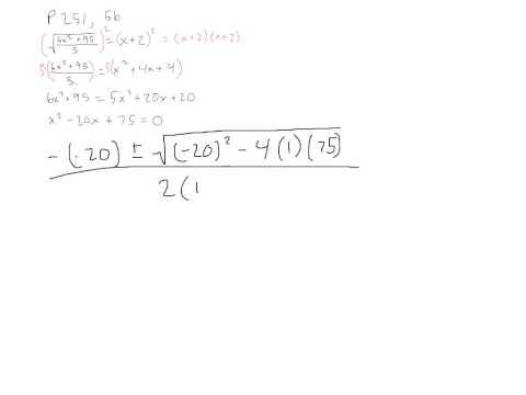 Solving Radical Functions