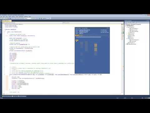 Visual Profiler - extension for Visual Studio 2010