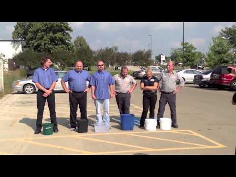 JJC Automotive Professors Take On Ice Bucket Challenge