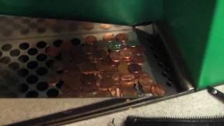 Using A Coin Star Machine