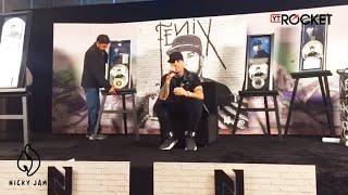 Nicky Jam explica porque no salió su versión de Despacito con Luis Fonsi