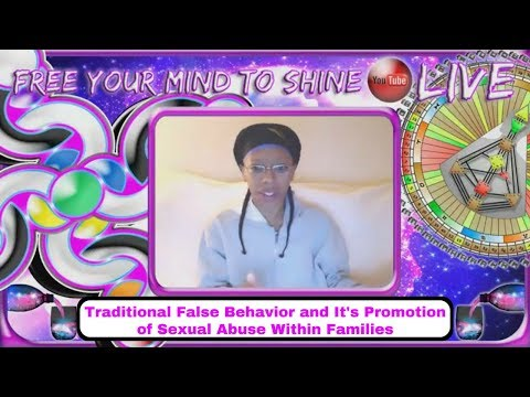 Traditional False Behavior and It's Promotion of Sexual Abuse Within Families