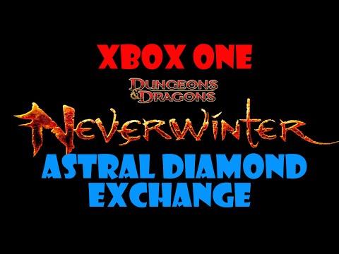 Neverwinter Xbox One - Astral Diamond Exchange