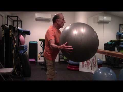 How To Choose and Use a Stability Ball - Part 3 of 3 – Stability Ball Exercises for Cardio